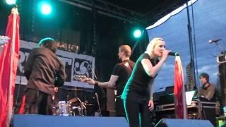Kontrust - Falling (Live @ Randrock Festival, Vriezenveen (NL) 09-05-2013) [HD]