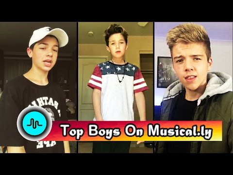 Top Boys On Musical.ly April 2017 | The Best Musically Compilation