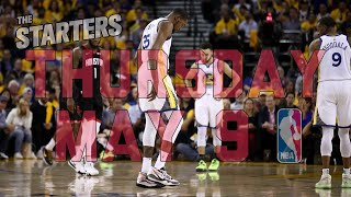 NBA Daily Show: May 9 - The Starters