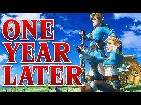 One Year Later - A Breath of the Wild Retrospective.
