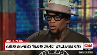 D.L. Hughley explains why white men don