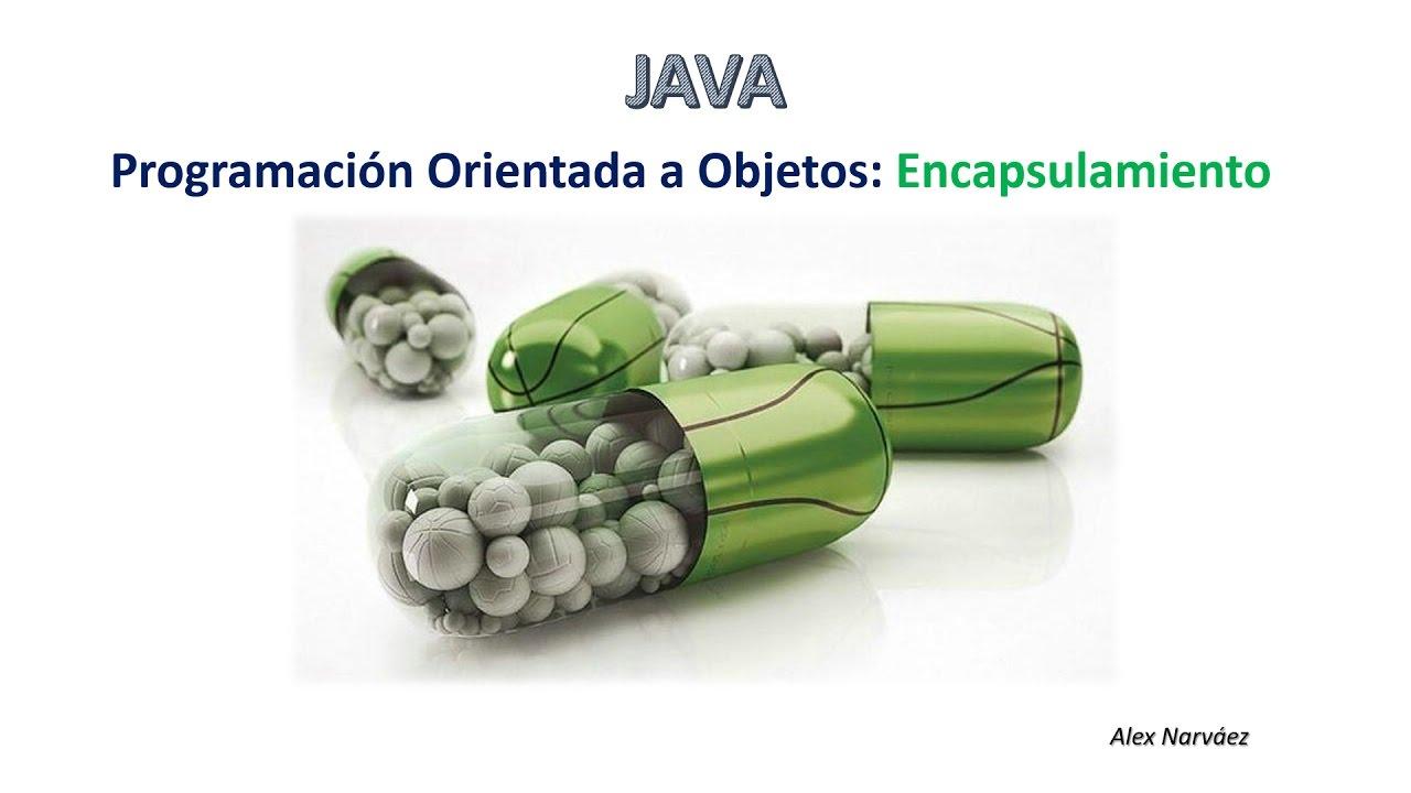 Programación Orientada a Objetos en Java - #3