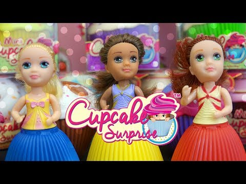 CUPCAKE SURPRISE MINI! | A Toy Insider Play by Play