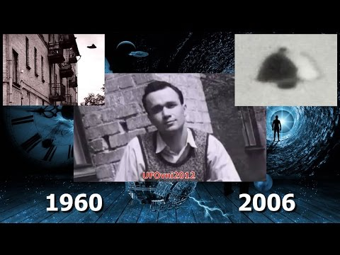 This is the story of Sergei Paramarenko - Time Traveler 1960 - 2006