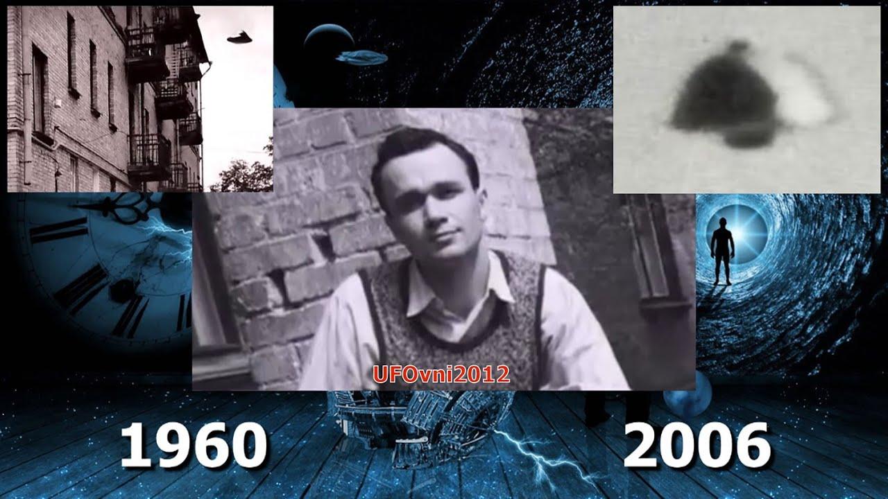 this is the story of sergei paramarenko time traveler 1960 2006