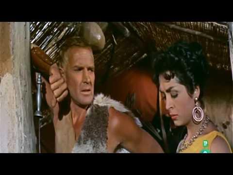 La rebelión de los gladiadores. (1958) con Ettore Manni - Gianna M  Canale Cine Español