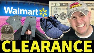 $20 TOTAL!!! Walmart Clothes Clearance Deal (HIDDEN HOODIE)