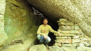 Video Exploring an Awesome little Cave, my new Bugout Shelter download MP3, 3GP, MP4, WEBM, AVI, FLV April 2018
