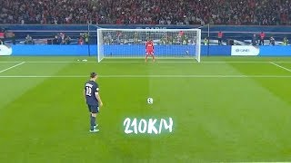 10 MOST POWERFUL GOALS IN FOOTBALL