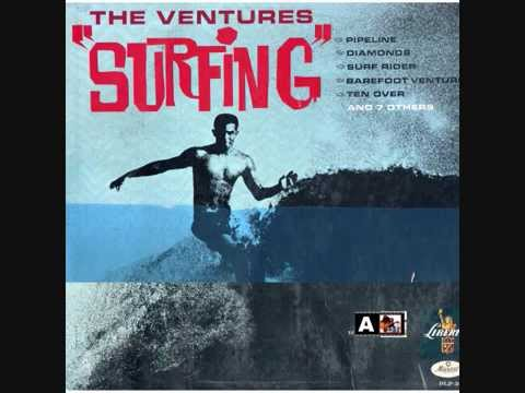 The Ventures Pipeline Side A Format Vinyl Lp Full 6 O