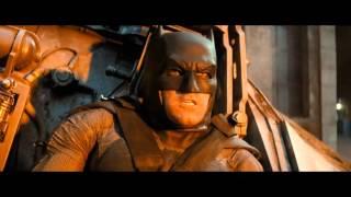 Wonder Woman's Epic Entrance in Batman V Superman Dawn of Justice