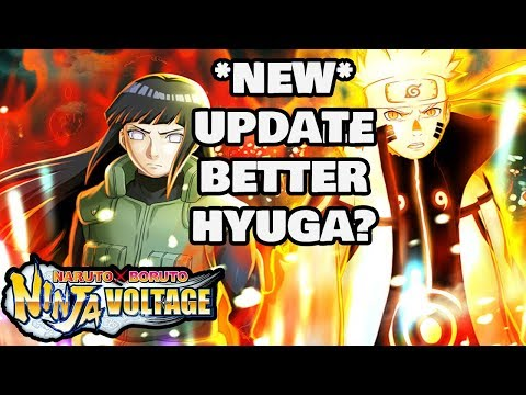 HINATA IS HERE! *UPDATE OVERVIEW* | Naruto X Boruto NInja Voltage