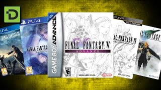 Which Final Fantasy Should You Play First?