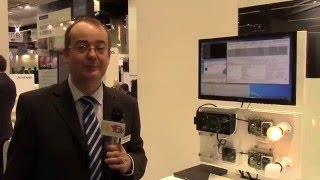 Renesas describes their PLC solution with metrology for smart grid