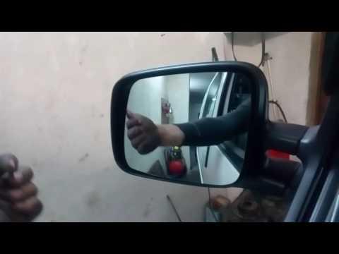В чем разница наружных зеркал