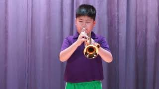 Publication Date: 2019-09-10 | Video Title: 2019.05.24 綜合藝術匯演-天水圍循道衛理小學—小號
