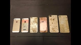 lost iphone found