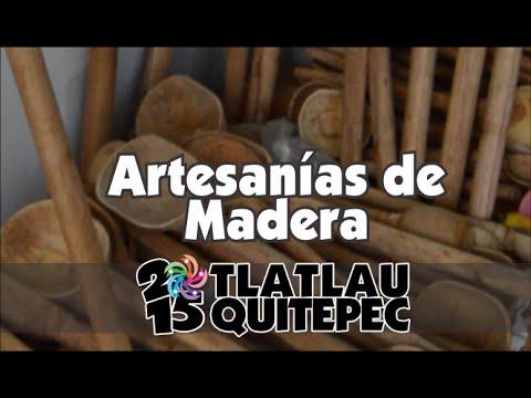 Tlatlauquitepec Feria 2015 Artesanias De Madera