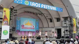 J-pop at Laos Festival in Japan