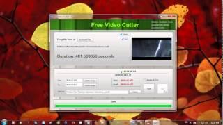 Phần Mềm Cắt Video Đơn Giản Free Video Cutter - kenhonline.net