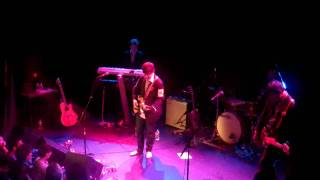 The Mountain Goats - Dinu Lipatti's Bones - Bowery Ballroom March 2011