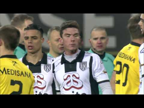 Heracles Almelo - Roda JC 2-2 | 11-02-2017 | Samenvatting