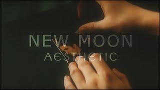 new moon | aesthetic