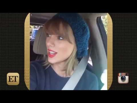 Taylor Swift and Kendrick Lamar SING Each Other's Songs!