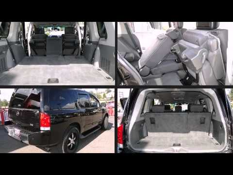 2006 nissan armada se 4x4 7 passenger youtube for Mccloskey motors truck town