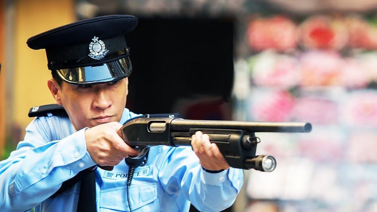 香港最暴力的警察,设计让罪犯内讧。高智商烧脑,吴彦祖突破演技之作《魔警》