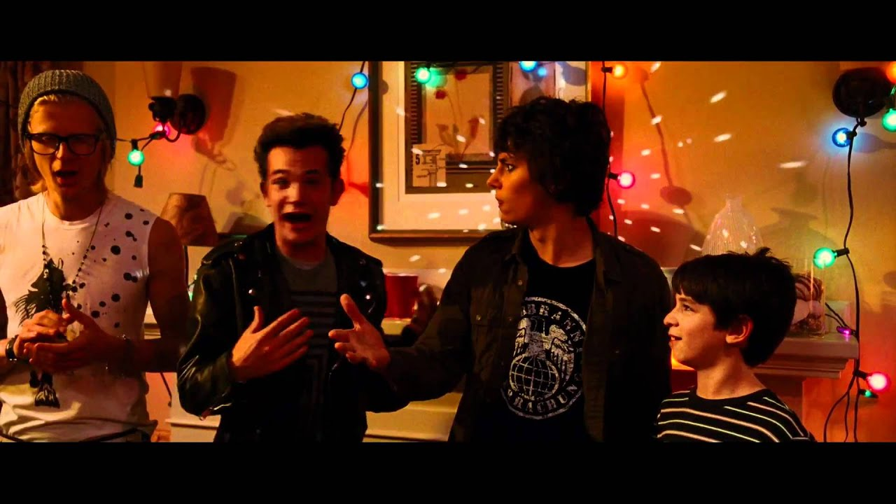 Diary Of A Wimpy Kid 2 Rodrick Rules Clip Dance Party Youtube