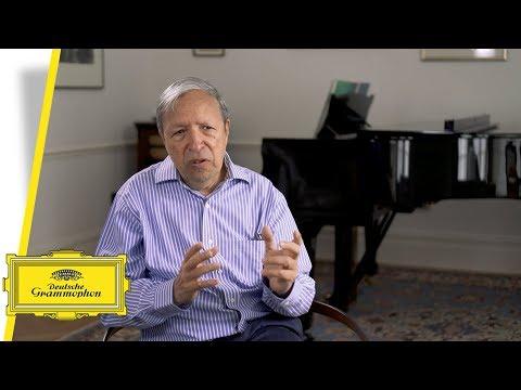 Murray Perahia - Beethoven Sonatas (Interview #1) - Moonlight Sonata