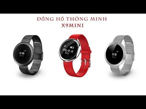 Đồng Hồ Thông Minh Nữ X9mini -  Nhỏ Xinh