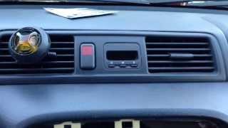 2001 Хонда CRV полагодити годинник