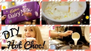DIY: Spiced Orange Hot Chocolate! Thumbnail