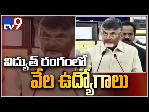 Chandrababu plans to make Andhra Pradesh a sunrise state - TV9