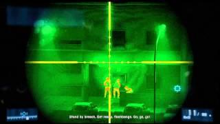 Battlefield 3 Campaign - Mission 9 - Night Shift