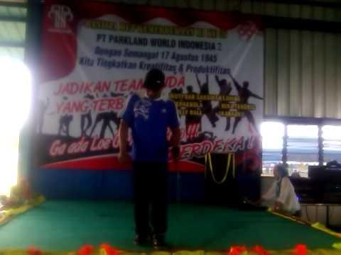 Lomba karaoke pt pwi 2