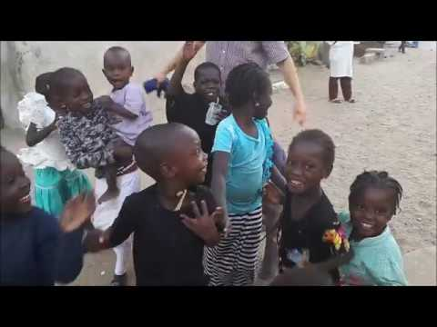 Trip to Africa 2018(by land to Gambia)