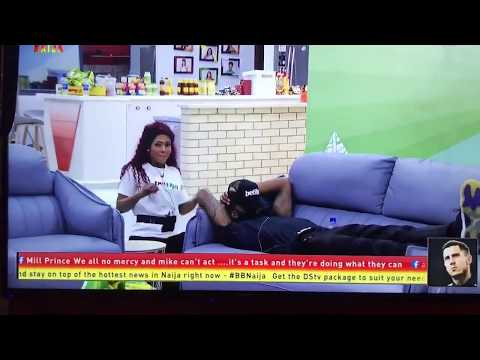 Mercy 😍 And Mike💑😘💦Making LOVE 💦🍆🍑 on Big Brother Naija Season 4