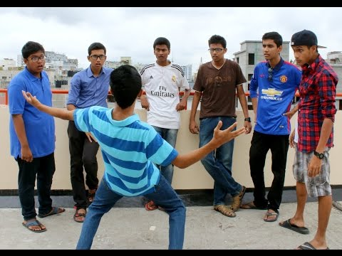 Typical Bengali Football Fans!