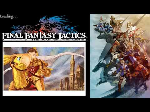 Any 13 Zodiac Stones In 5h 33m 12s By Greenhorngt Final Fantasy Tactics The War Of The Lions Speedrun Com