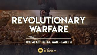 Behind the Campaign AI of Total War: Rome II (Part 3 of 5) | AI and Games