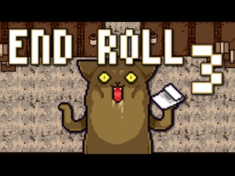 End Roll - A CAT - STROPHE (Day 3), Manly Let's Play Pt.3