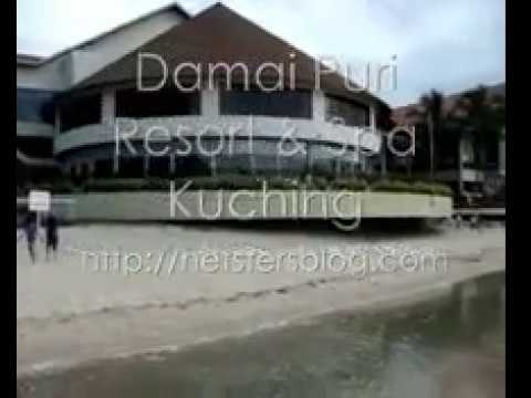 Damai Puri Resort Spa Kuching YouTube