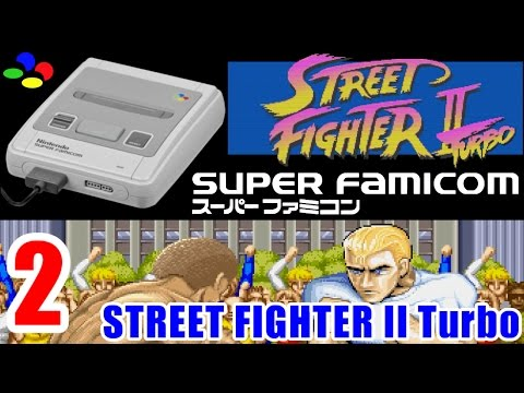 [2/4] Ryu - STREET FIGHTER II Turbo(SUPER Famicom/SNES)