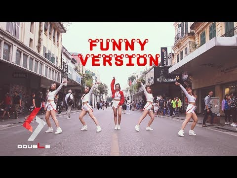 Gashina(가시나) - SUNMI(선미)   Dance cover by DoubleL (Funny Version)