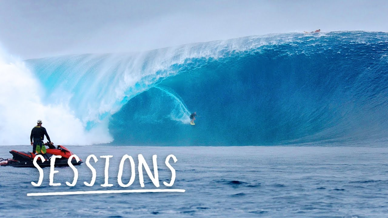 Is This the Biggest Swell Ever Surfed at Cloudbreak?