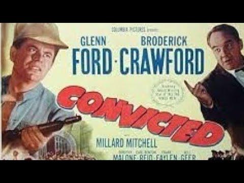 Film Noir Crime Drama - Full Movie - 1950