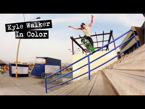 """Kyle Walker """"In Color"""" Full Part"""